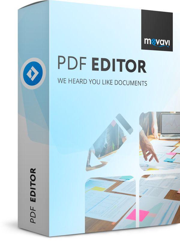 Merging PDF Files Using Movavi PDF Editor
