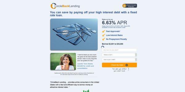 CircleBack Lending