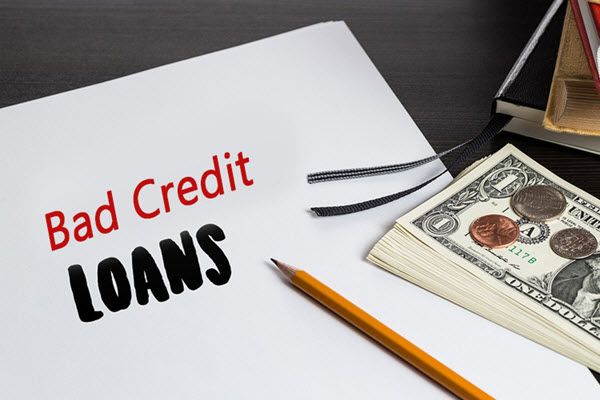 Personal loans for students with Bad Credit