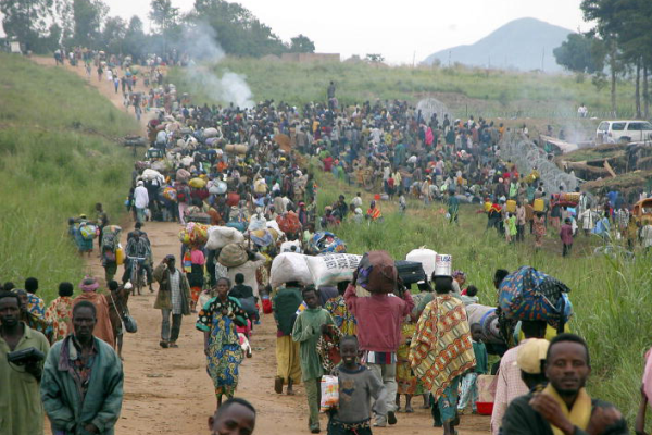 Human Depravity in the Congo