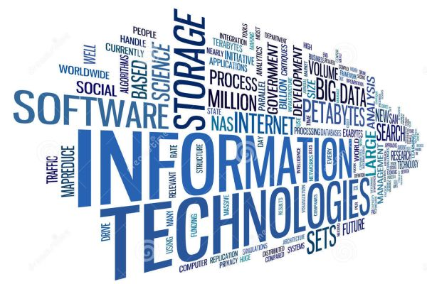 The Noise of Information Technology
