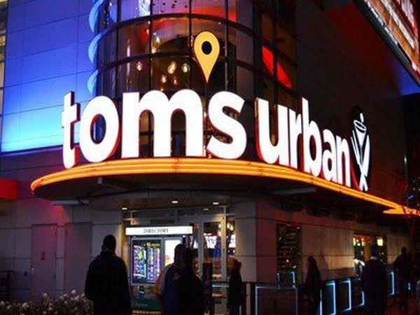 TOM'S URBAN SURVEY
