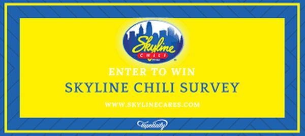 Skyline Chili Survey