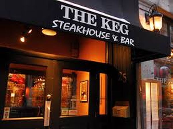 Keg Steakhouse & Bar Survey