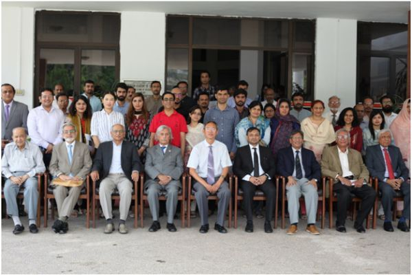 Mentioned at Seminar on China Pakistan Network on Science Popularization