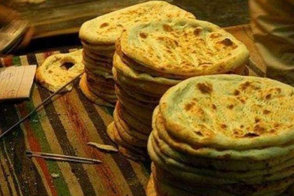 naan and roti