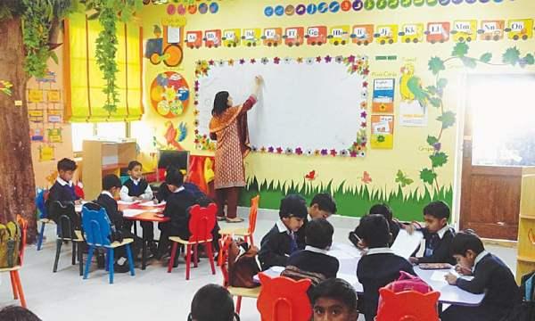 pakistan education model