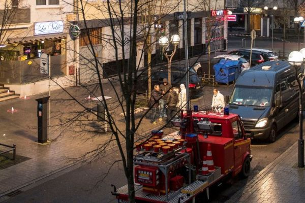 Nine killed in suspected far-right attack in Germany; suspect dead