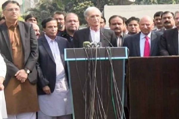 Pervez Elahi says issues with PTI resolved
