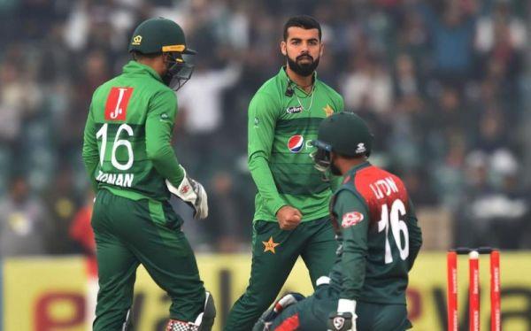 Pakistan-Bangladesh series postponed