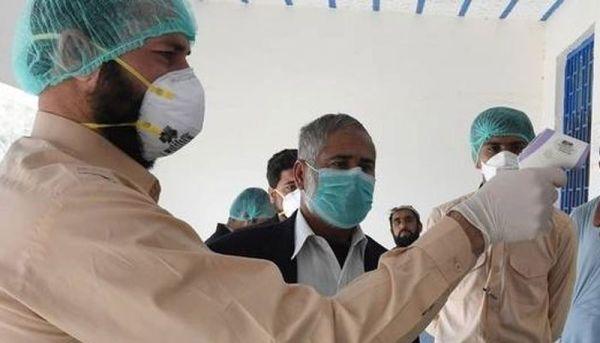 Coronavirus cases in Sindh