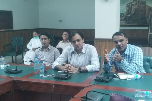 DC ration distribution meeting