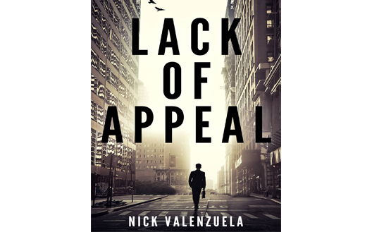 Lack of Appeal novel front cover