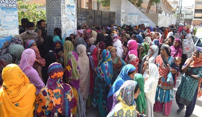 PM Ehsaas Programme Money Distribution