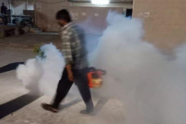 Spray by HMC