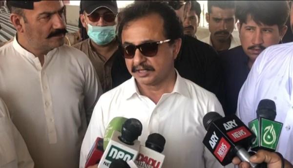 PTI MPA Haleem Adil Shaikh