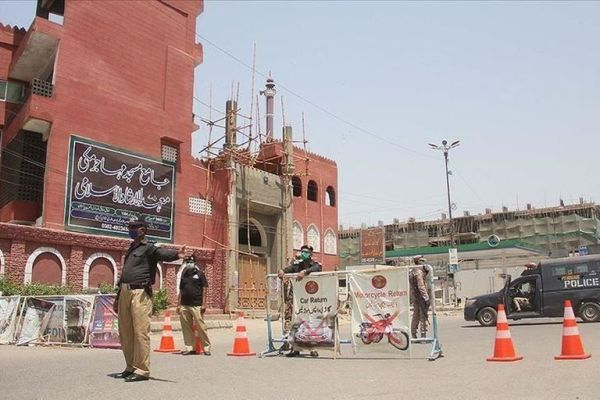 Pakistan COVID-19 lockdown