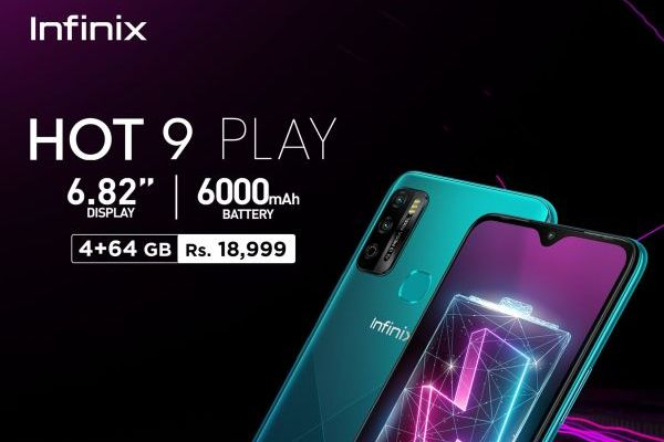 Infinix launches new versions of Hot 9 play