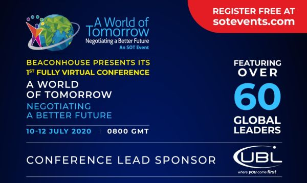 SCHOOL OF TOMORROW – THE WORLD'S PREMIER SCHOOLS & SOCIETIES CONFERENCE RETURNS