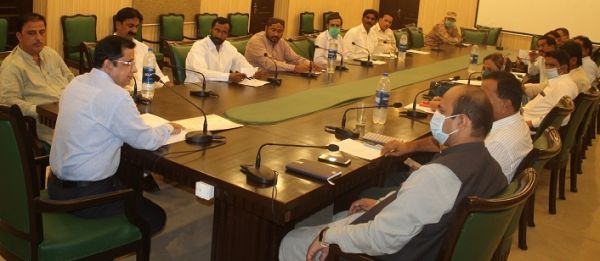 ADC Thatta asks officers to plan Independence Day programs under SOPs