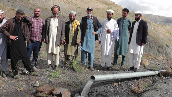 Chitral longest water supply scheme completed at Upper Chitral