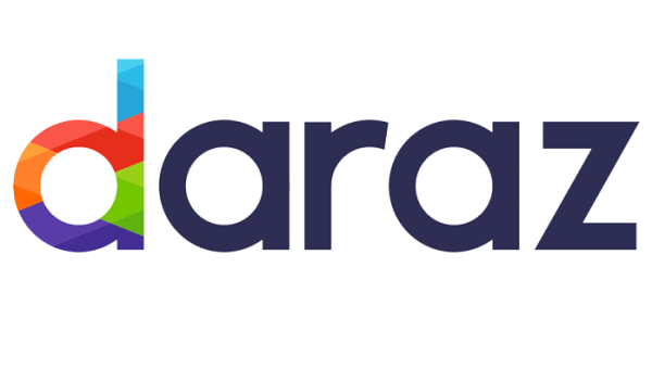 Daraz logo color