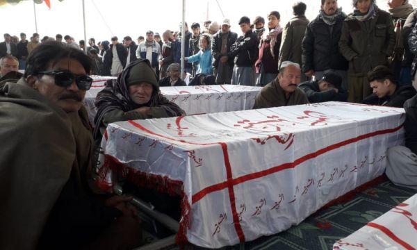 Hazara protestors