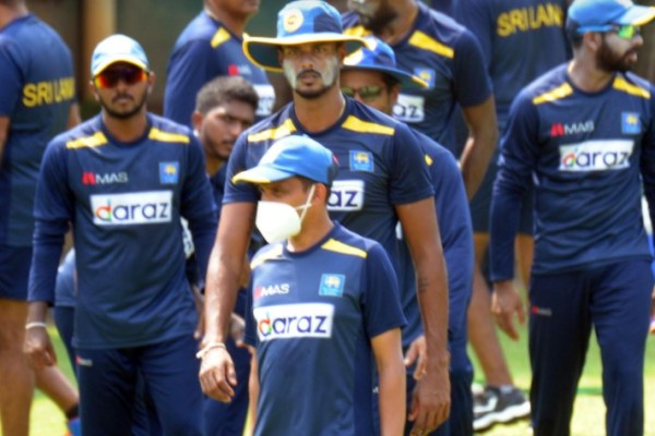 Sri Lankan players to get second dose