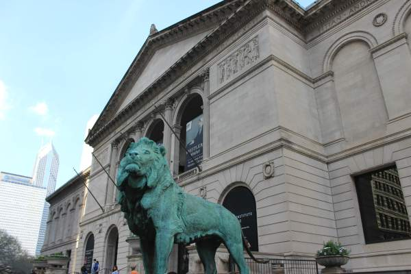 Art Institute Of Chicago Perfect Staycation Drops