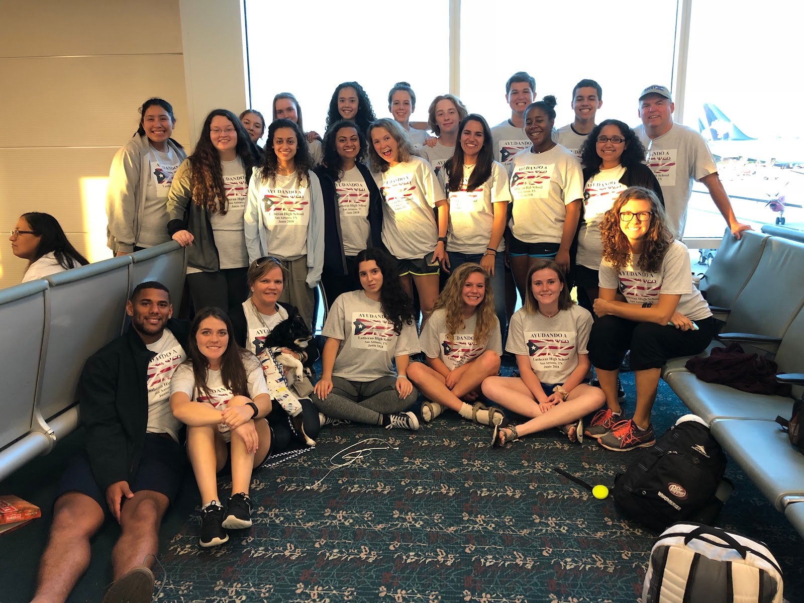 Lutheran Students Ready To Serve In Puerto Rico A Blog By
