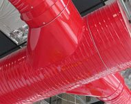 red duct