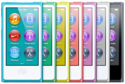 Apple iPod nano 16GB 7th Generation - Silver  (Latest Model - Launched Sept 2012)