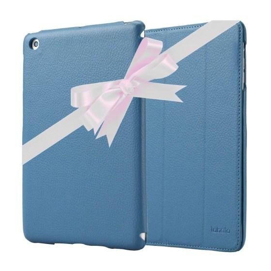 Win the Labato iPad Mini Smart Case Cover (Sky Blue)