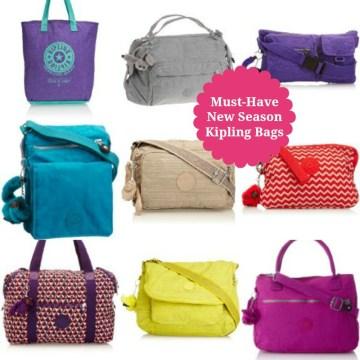 9 Must-have Kipling bags you should be wearing this season