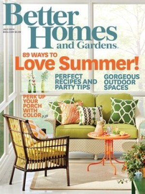 Better Homes and Gardens Interactive Magazine for Kindle Fire