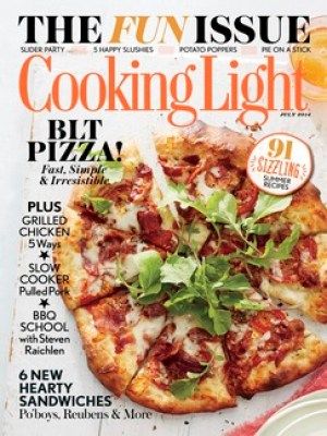 Cooking Light Interactive Magazine for Kindle Fire