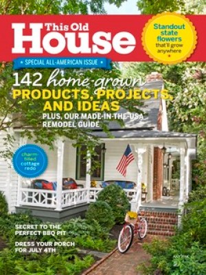 This Old House Interactive Magazine for Kindle Fire
