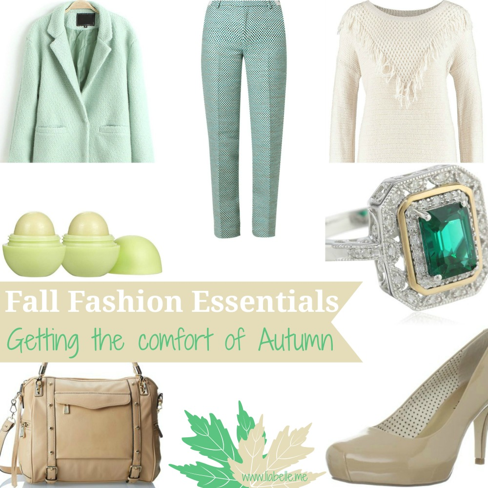 Fall Fashion Essentials: Getting the comfort of Autumn by Lia Belle