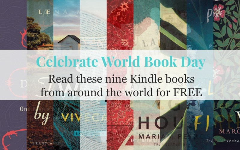 Read these nine Kindle books from around the world for FREE
