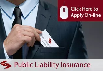 blind fitters public liability insurance