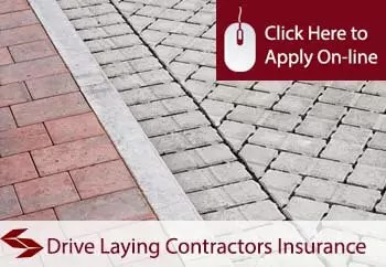 drive laying contractors liability insurance