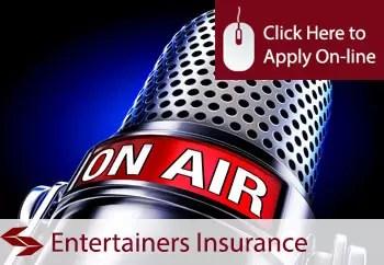 entertainers public liability insurance