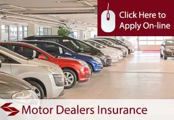 Motor Dealers Professional Indemnity Insurance in Ireland