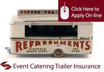 event catering trailers public liability insurance
