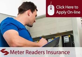 meter readers public liability insurance