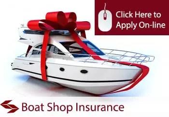 boat shop insurance in Ireland