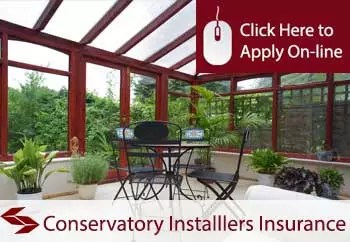 conservatory erectors liability insurance