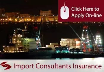 Import Consultants Professional Indemnity Insurance in Ireland