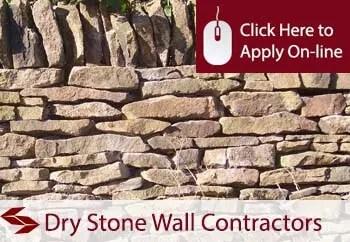 dry stone wall contractors public liability insurance