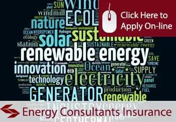 energy consultants liability insurance